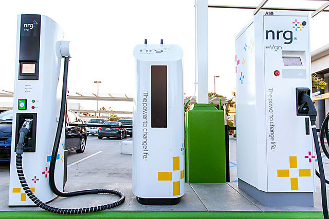 Evgo Charging Stations >> Nrg Evgo Electric Vehicle Charging Stations Advantage