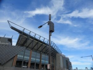 Distributed Antenna System at Lincoln Financial Field