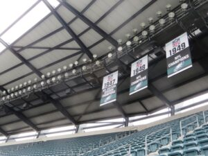 Showcase of Distributed Antenna System (DAS) at Lincoln Financial Field, Philadelphia